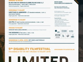 MAGMA - Disability Filmfestival 2015